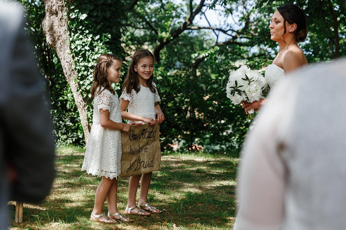 Bruidsmeisjes Italië