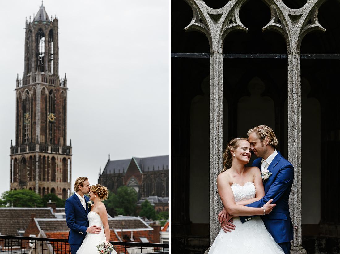 Trouwen Utrecht de Dom