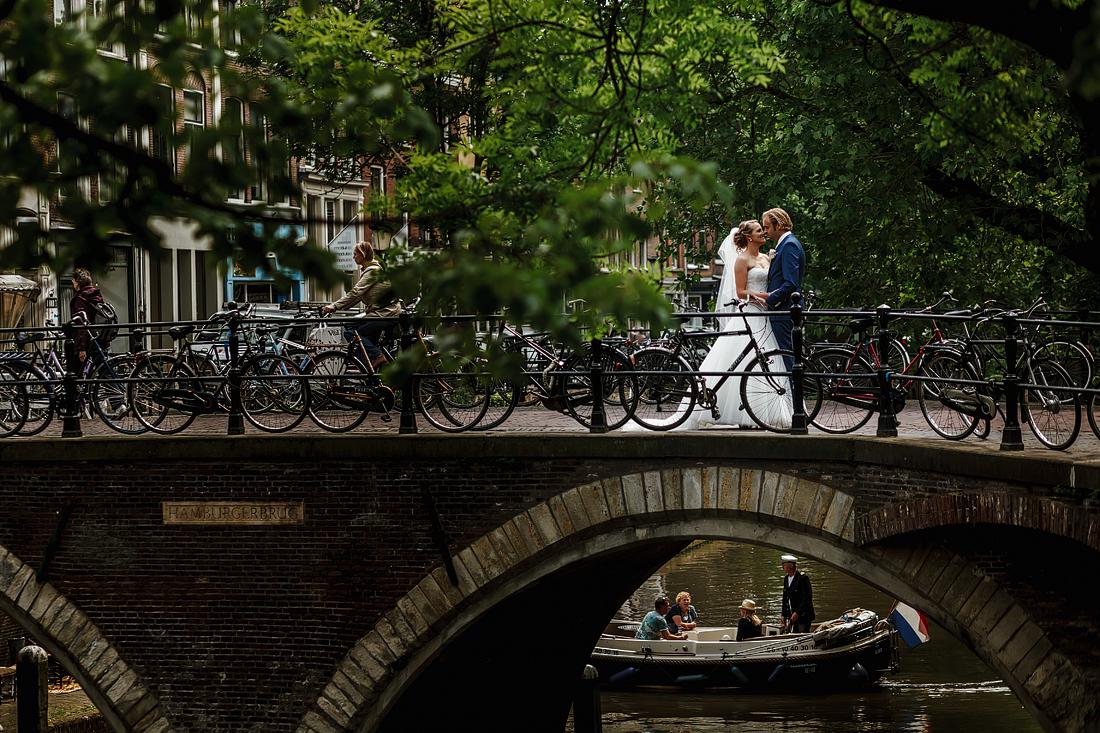 Trouwen Oude Gracht Utrecht