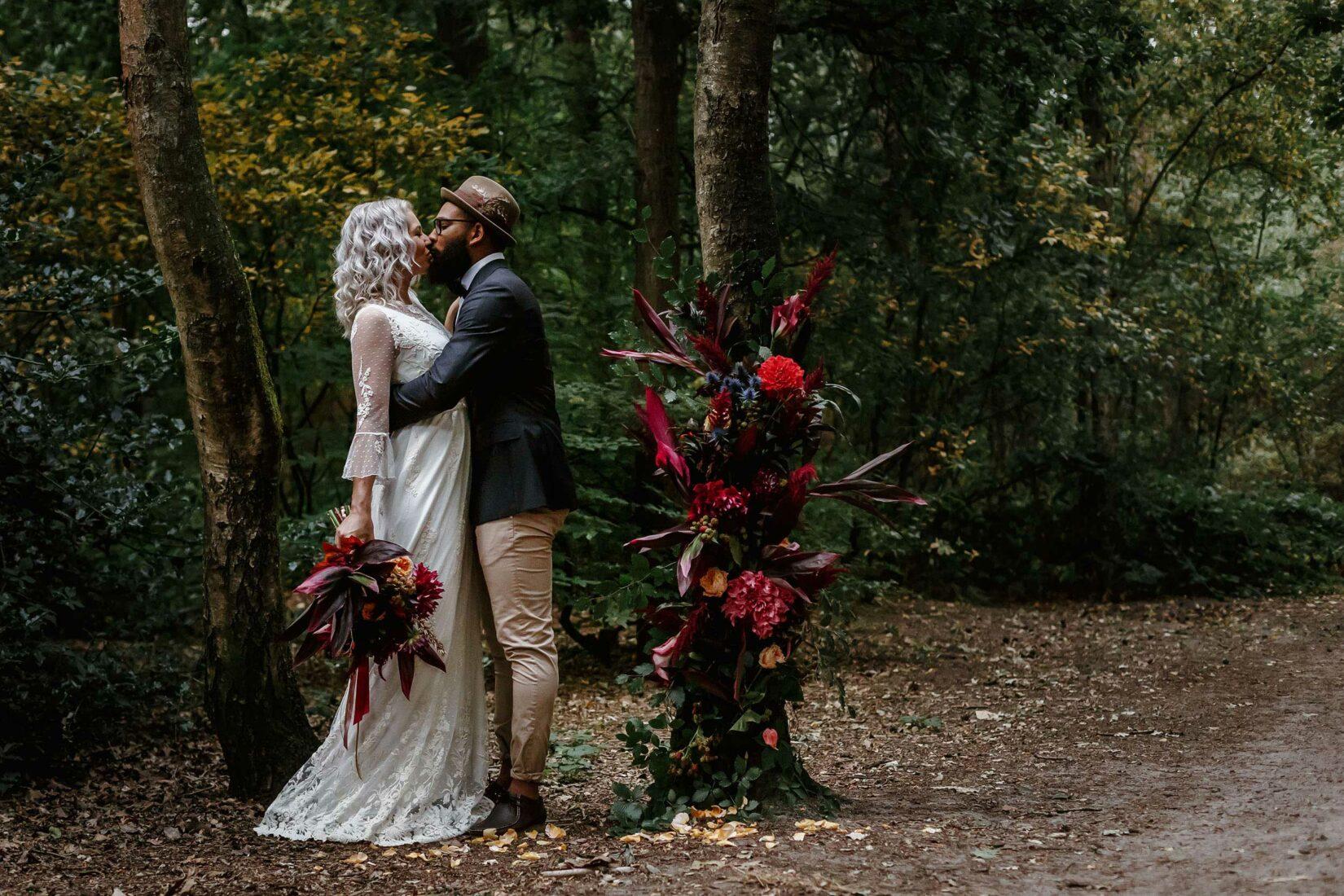trouwfotografie, bruidspaar