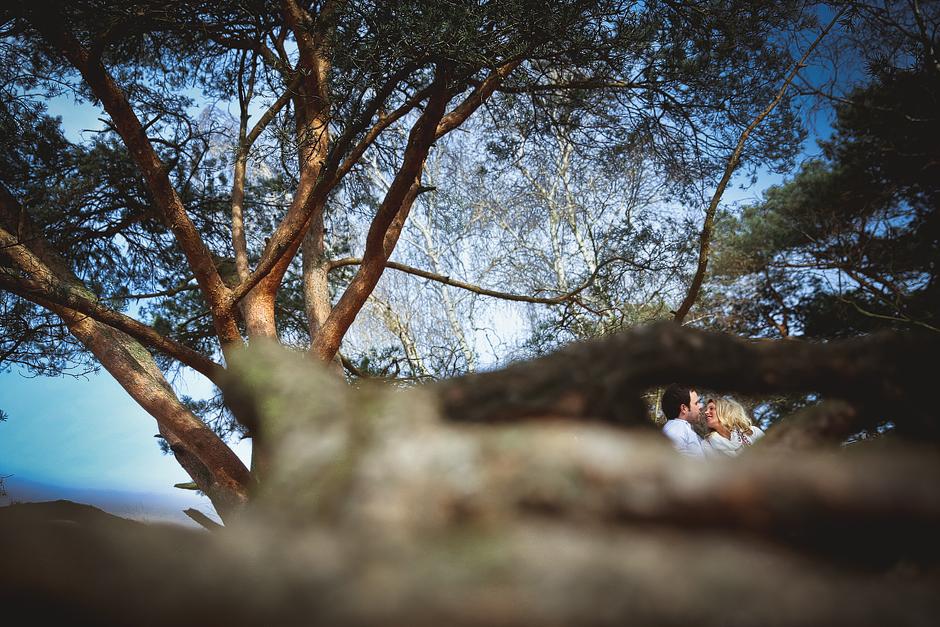 Fotoshoot op locatie, Soesterduinen